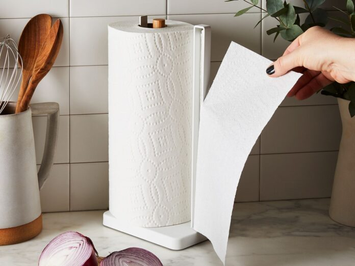 Paper Towel Stand