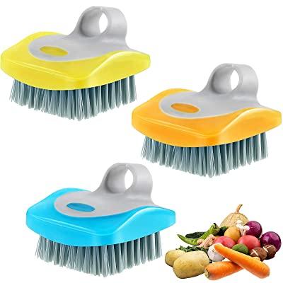 Vegetable Scrubbing Brush